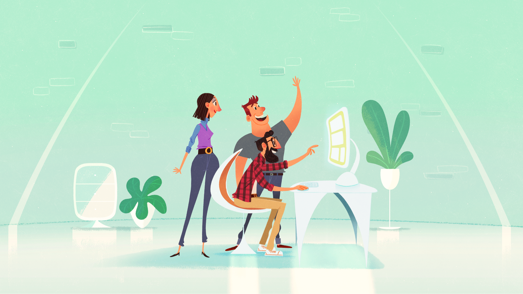 Creative agency wins at web design