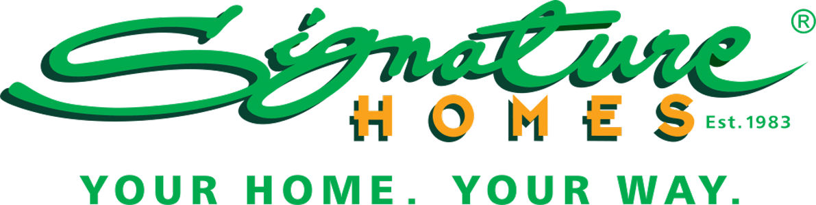 Signature Homes logo