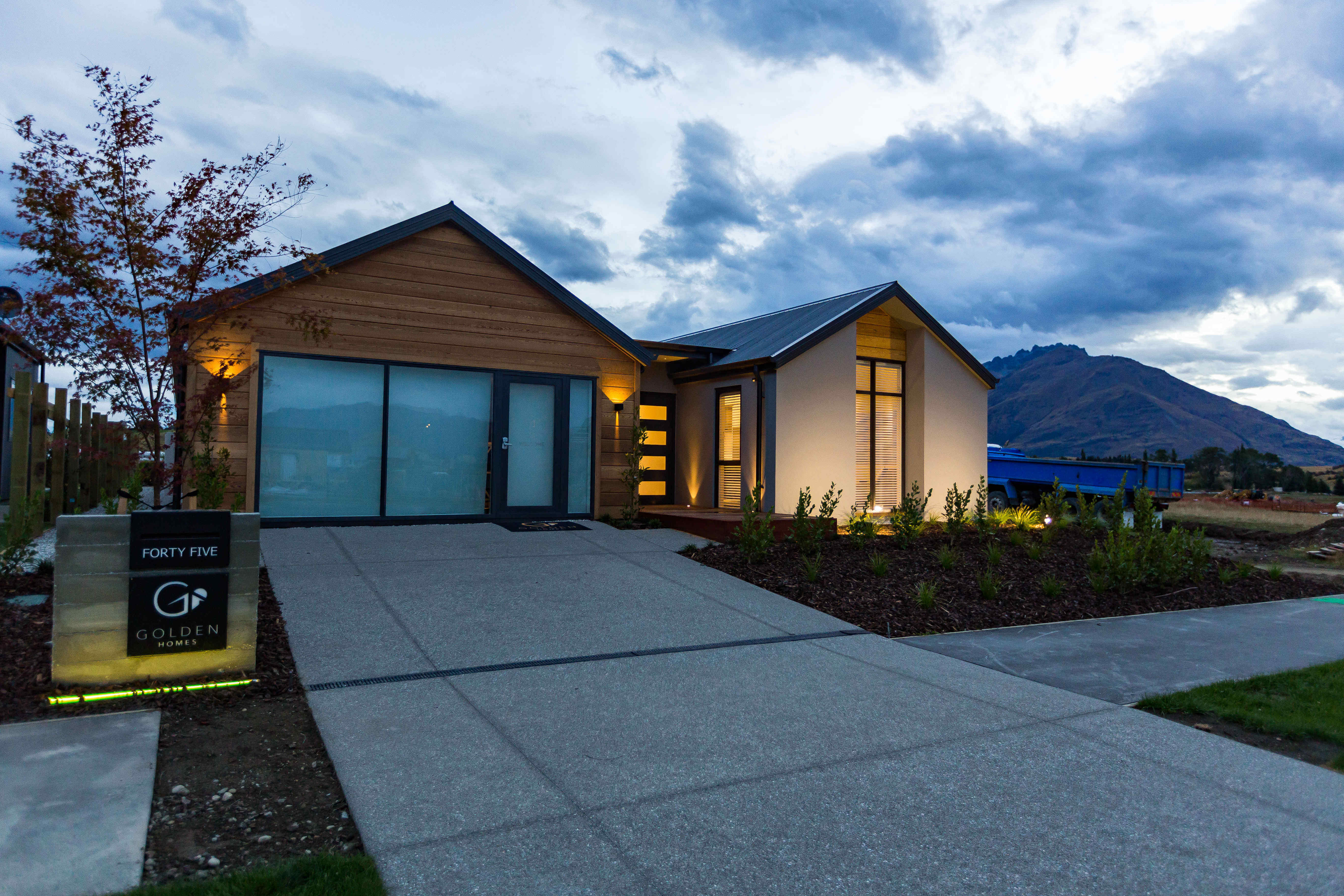 Our Queenstown Showhome