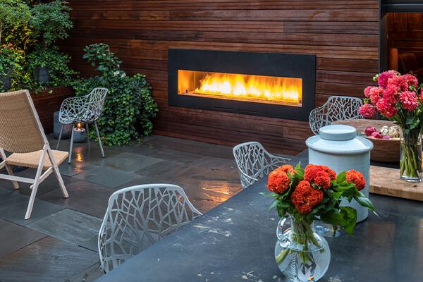 Outdoor heating tips