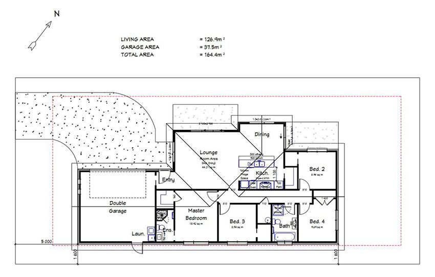 Placeholder floorplan
