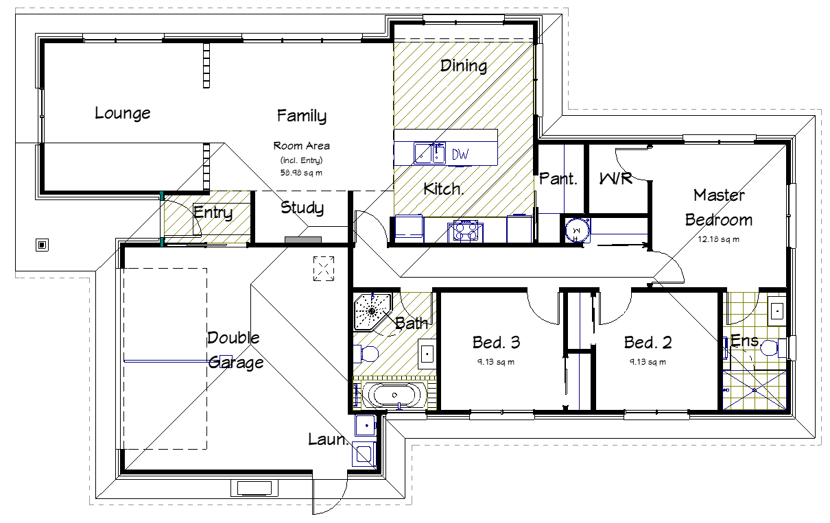 Placeholder floorplan