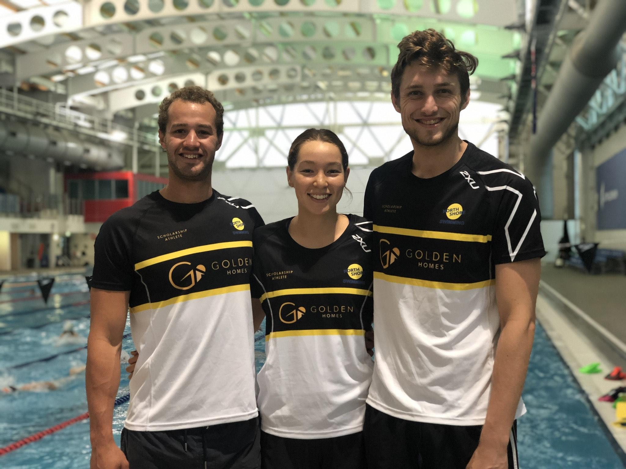 Golden Start For NZ Olympic Swim Hopefuls