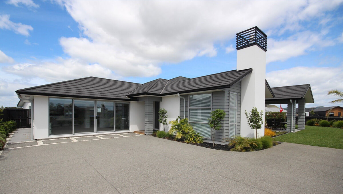 Papamoa Showhome