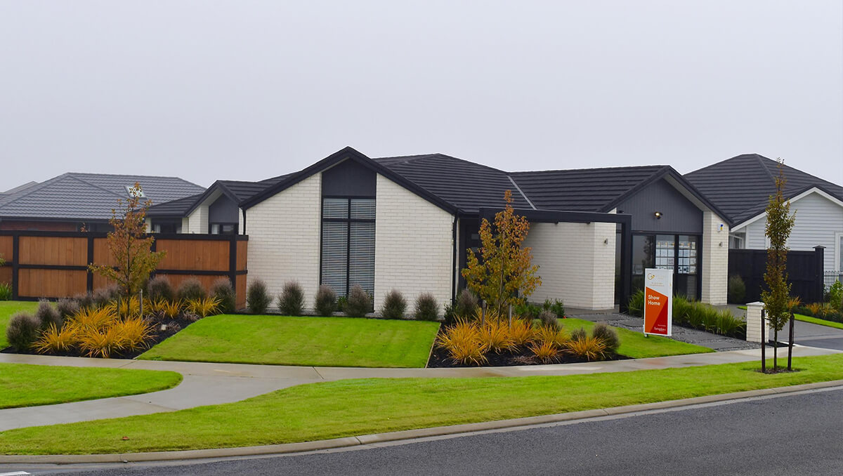Rolleston Showhome
