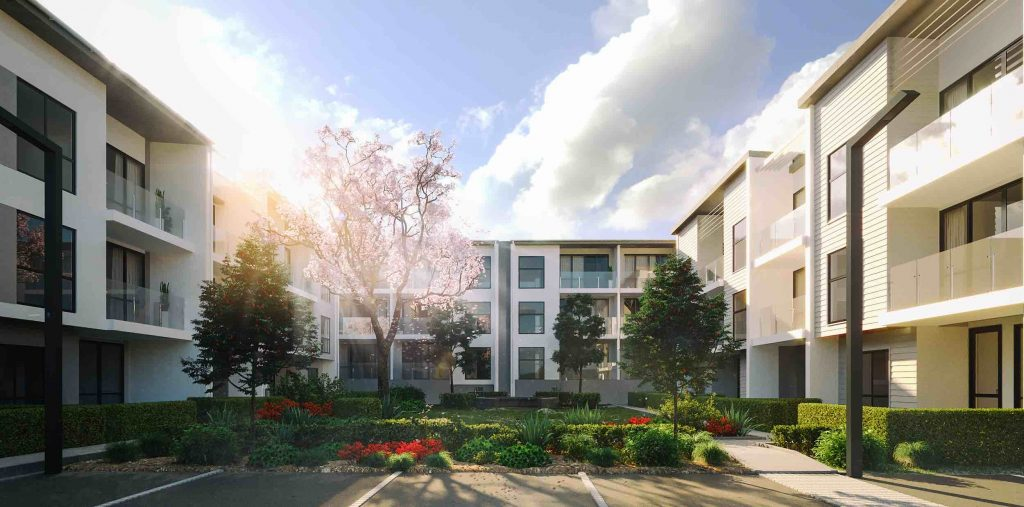 Case Study | The Avenues Apartments