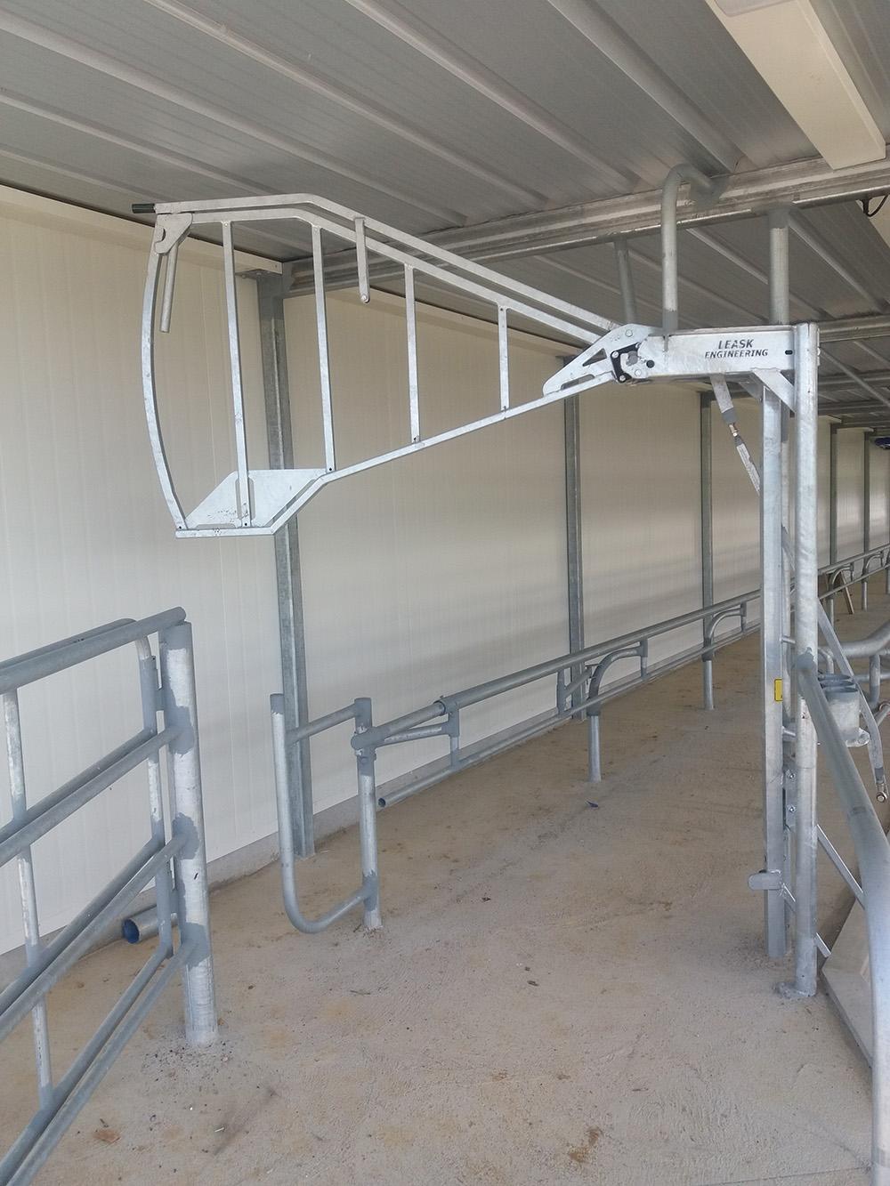 Pendulum Dairy Exit Gates