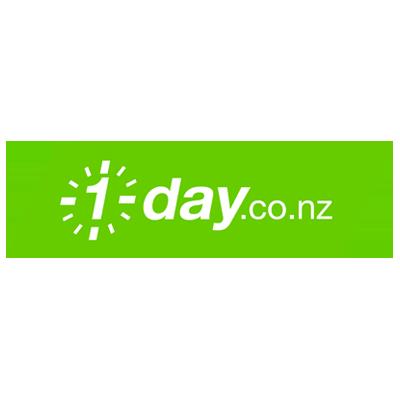 1 Day Logo