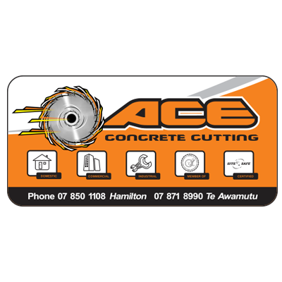 Ace Concrete Logo