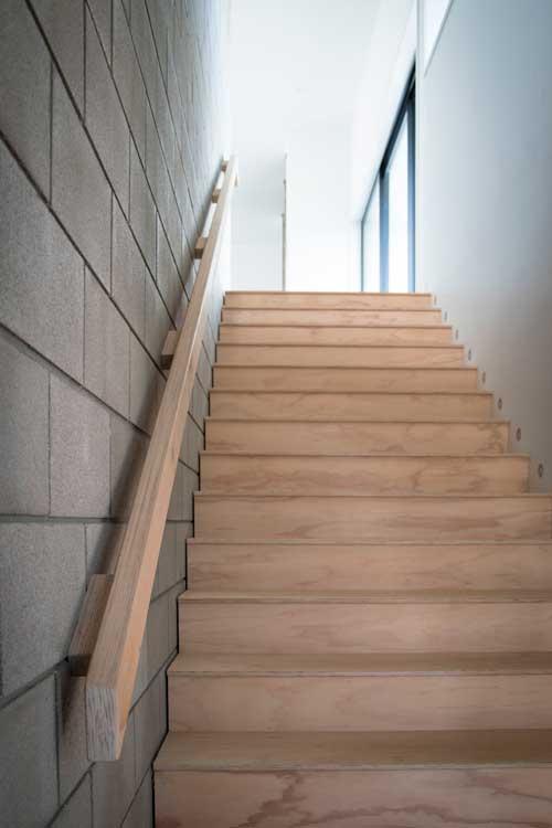 Knewstubb Stairs