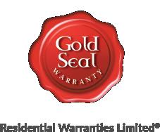 Warranty Gold Seal