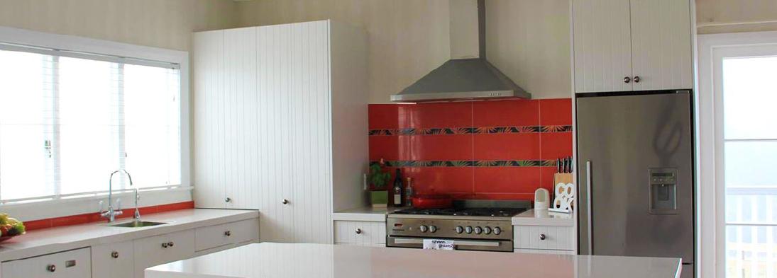 New kitchen renovation, Rotorua