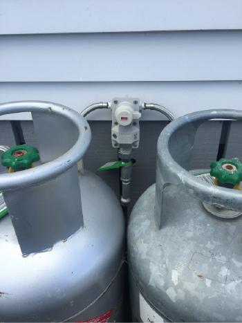 LPG gas installations