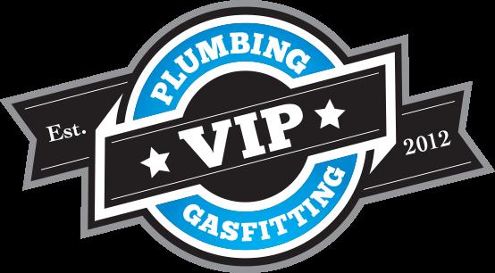 VIP Plumbing Logo